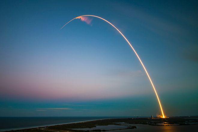 В Европе появится первый космодром. Фото: Unsplash / SpaceX