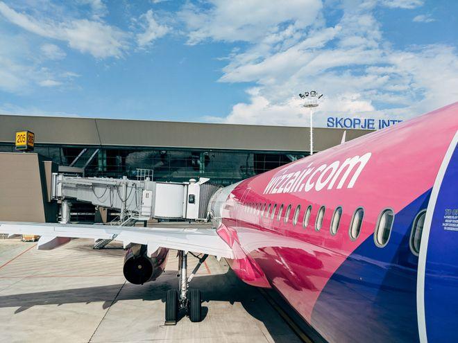 Wizz Air откроет 27 новых направлений из Украины. Фото: Markus Winkler / Unsplash