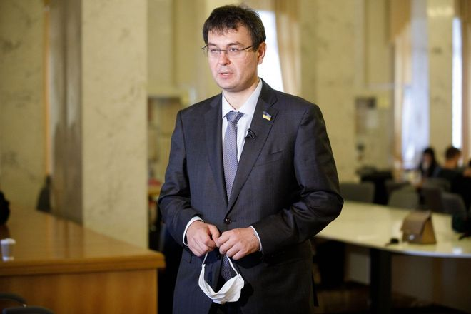 Глава комитета по вопросам финансов, налоговой и таможенной политики Даниил Гетманцев. Фото: УНИАН