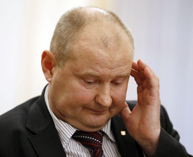 Микола Чаус. Фото: УНІАН