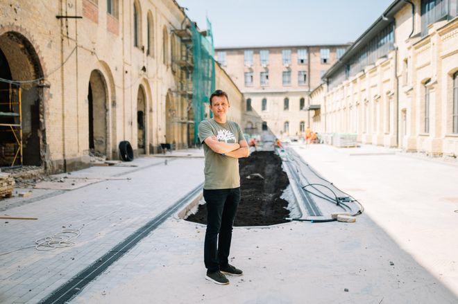 Илья Кенигштейн/фото предоставлено компанией Creative States