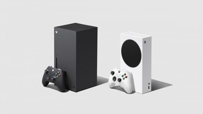 Xbox Series. Фото: Microsoft