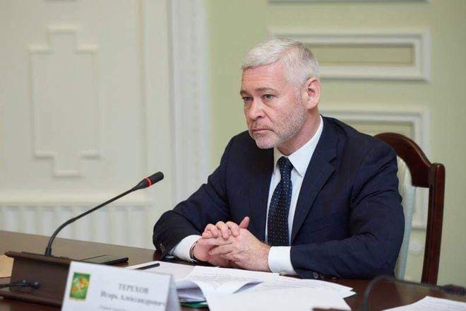 Ihor Terekhov. Photo: his Facebook page