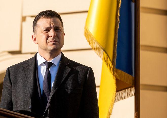 Президент Володимир Зеленський. Фото: УНІАН