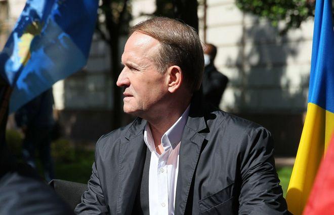 Viktor Medvedchuk. Photo: UNIAN