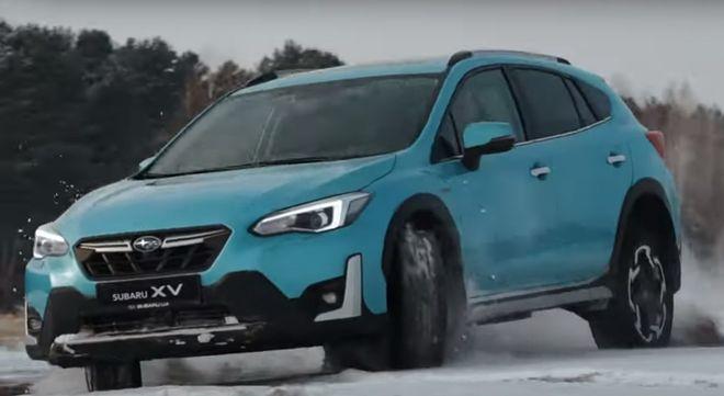 Скан: Subaru Ukraine