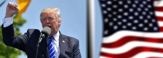 Дональд Трамп. Фото: pixabay.com