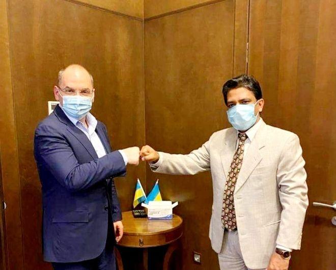 Фото: Facebook / India in Ukraine (Embassy of India, Ukraine)