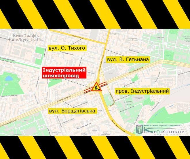 Карта: Укравтодор