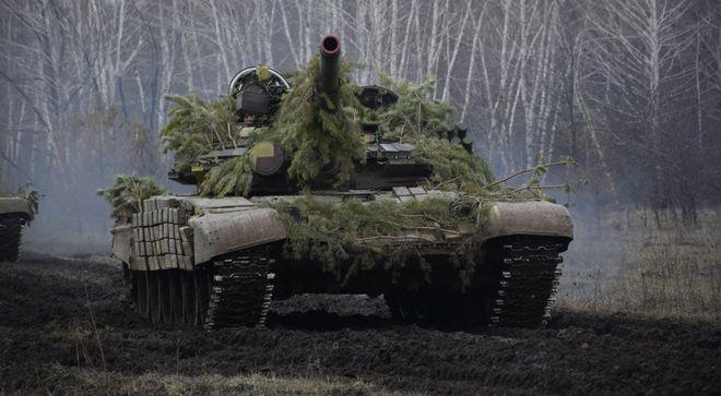 Война на востоке Украины: Россия стягивает войска. Фото: facebook.com/pressjfo.news/