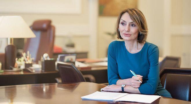 Катерина Рожкова. Фото: НБУ