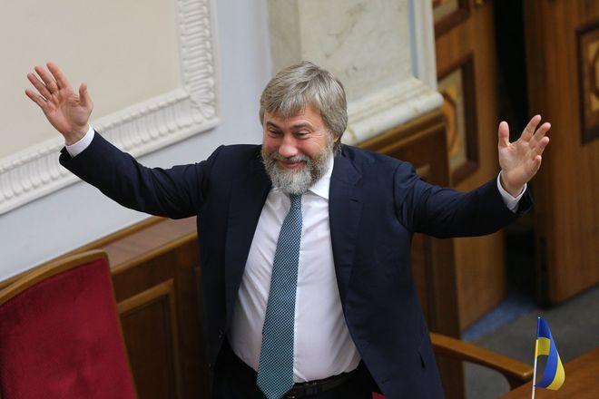 Smart Holding Новинского обвинил Фонд госимущества в коррупции. Фото: Вадим Новинский/УНИАН