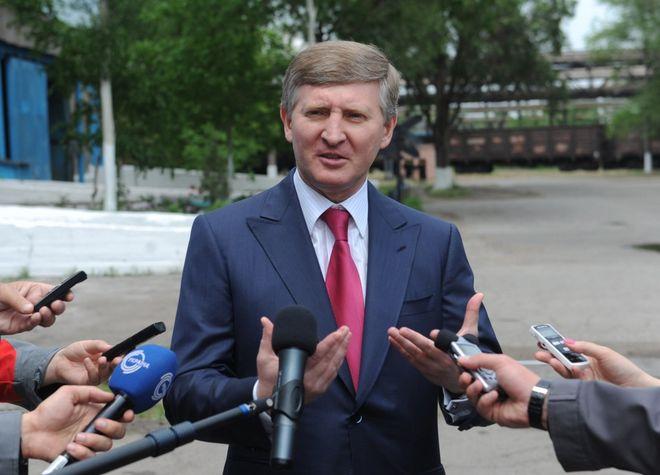 Who can lead the new party of Akhmetov. Photo: Rinat Akhmetov / UNIAN