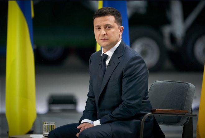 President Volodymyr Zelenskyy. Photo: Office of the President