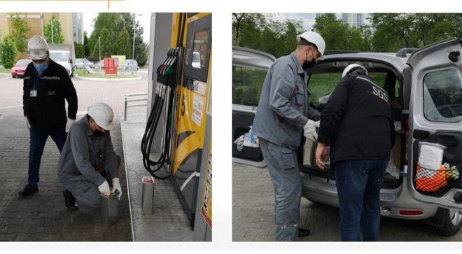 Досліджувалася якість палива на АЗС семи мереж