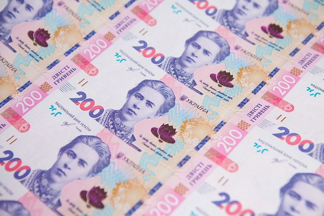 Средняя номинальная зарплата в Украине в апреле была 13 543 грн. Фото: НБУ