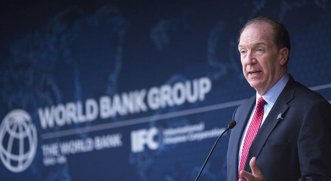 Девід Малпасс, президент Світового банку. Фото: WB