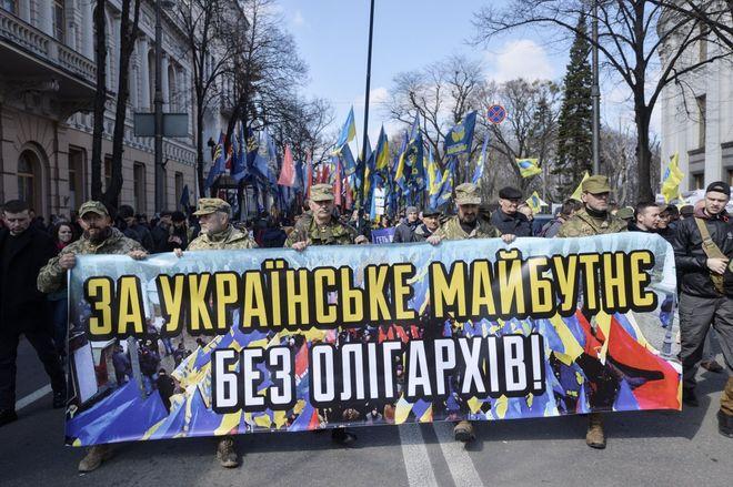 Закон Зеленського про олігархів: думка Ахметова, Разумкова, Данилова. Фото: УНІАН