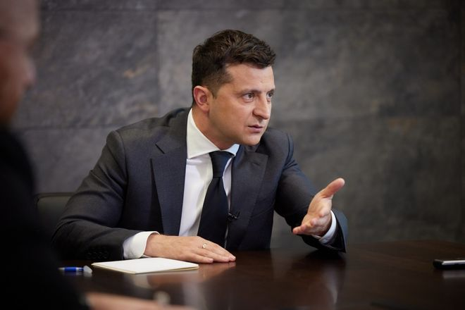Zelensky considers it unfair for the IMF to make the same demands to Ukraine as to other states. Photo: Office of the President