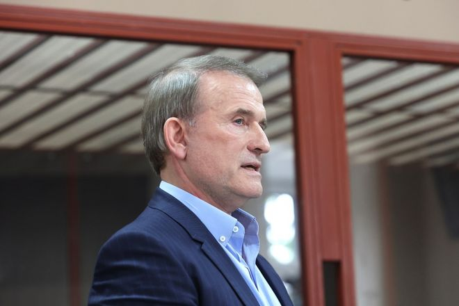 Віктор Медведчук поскаржився на Україну в Європейський суд з прав людини. Фото: УНІАН
