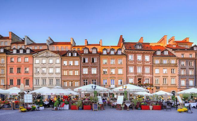 Як потрапити у Польщу: кордони, документи, туризм, авто та авіасполучення. Фото: pixabay