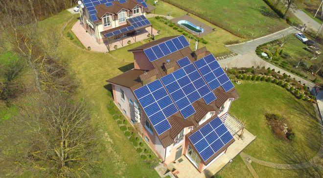 У 15% домохозяйств, установивших СЭС, вообще отсутствует потребление. Фото: «Энергореформа»