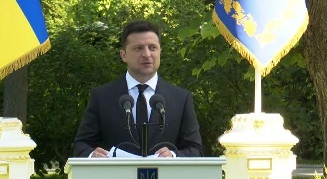 Президент Зеленский в начале июня купил 100 ОВГЗ. Фото: скриншот