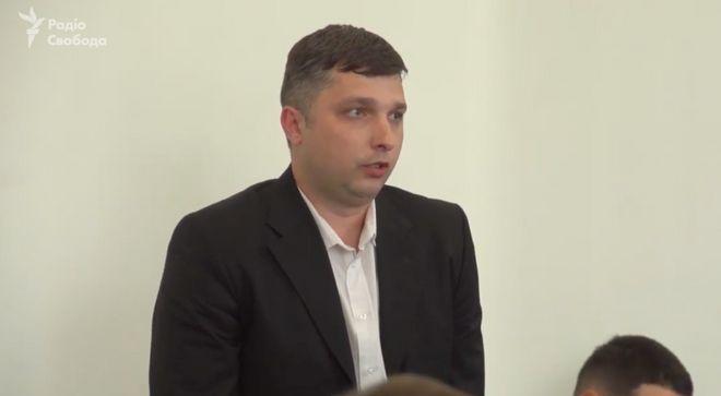 Сергій Коренєв. Фото: Радіо Свобода