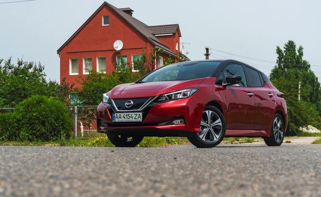 Nissan Leaf: Тест-драйв, все преимущества и недостатки официального авто. Фото: Александра Ершова