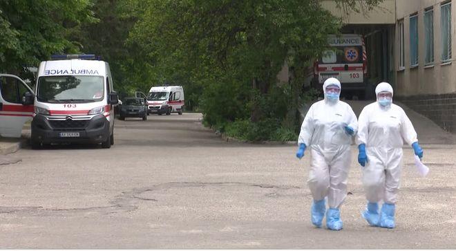 За 10 липня в Україні зафіксовано 290 нових випадків COVID-19. Фото: скріншот