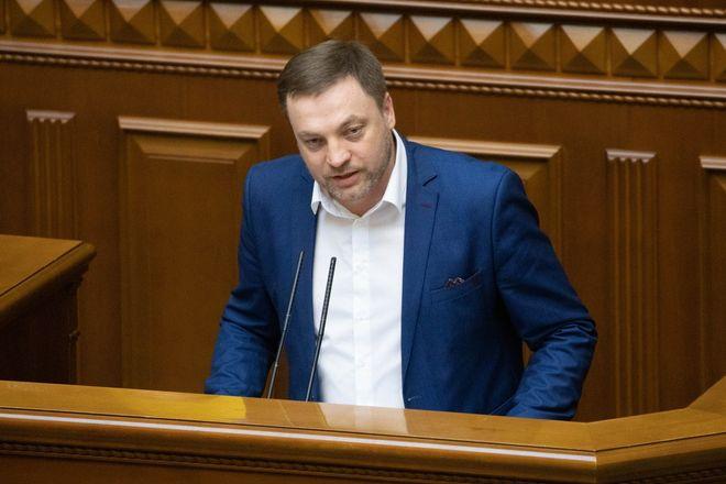 Новый министр МВД: кто такой Денис Монастырский. Фото: УНИАН