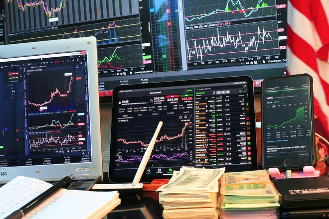 Обвал фондового рынка в США: Dow Jones, S&P 500, Nasdaq. Фото: pixabay