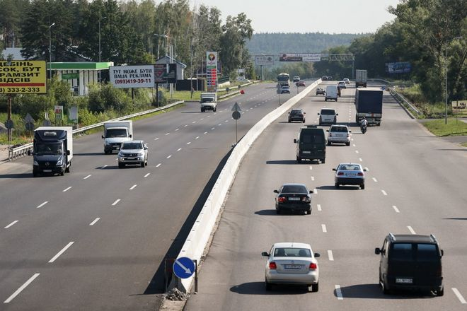Платные дороги в Украине: когда появятся и какой будет цена. Фото: УНИАН