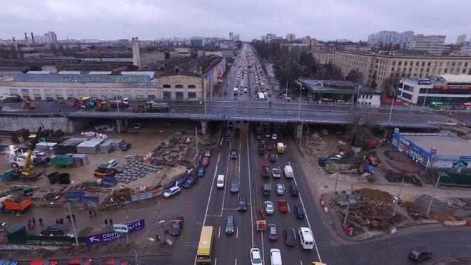 Стоимость ремонта Шулявского моста увеличили до 2 млрд грн. Фото: КГГА