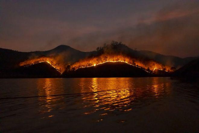 Пожары в Турции: возможны ли компенсация и отмена тура. Что делать. Фото: pixabay