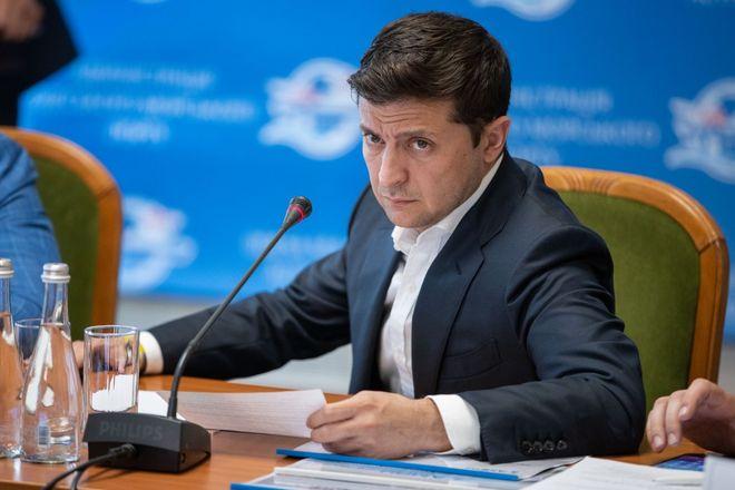 Володимир Зеленський підписав закон «Про платіжні послуги». Фото: сайт президента