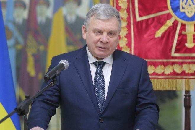 Minister of Defense of Ukraine Andrii Taran. Photo: mil.gov.ua