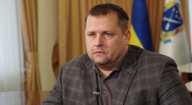 Борис Филатов. Фото: nashemisto.dp.ua