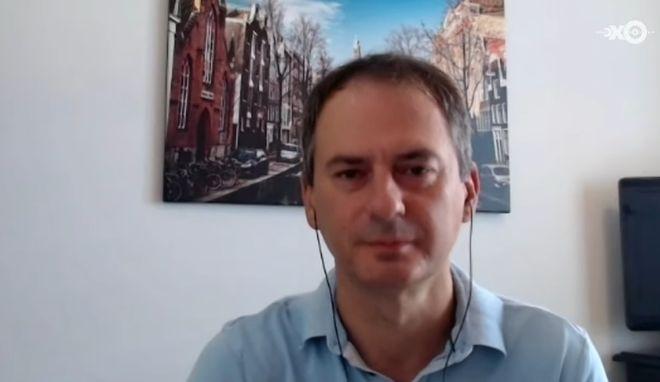 Христо Грозев. Фото: скриншот