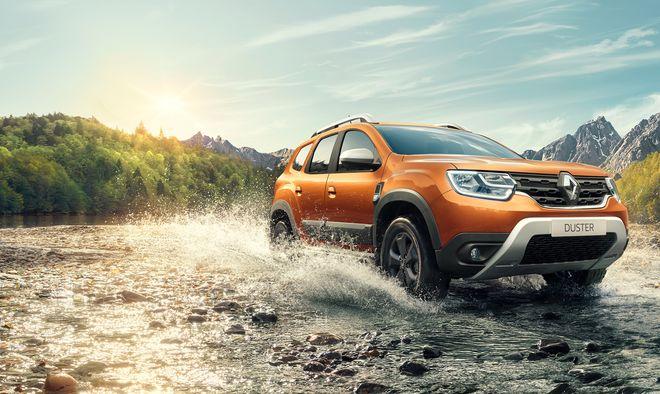 Renault Duster: фото, видео, цены, характеристики, комплектации. Фото: Renault