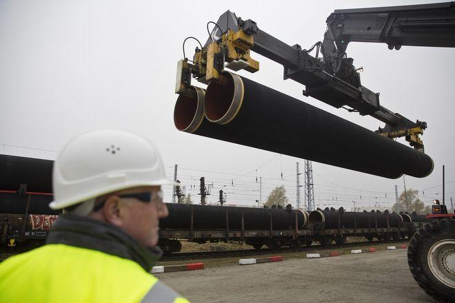 Завершение «Северного потока — 2»: названа дата. Фото: Nord Stream 2