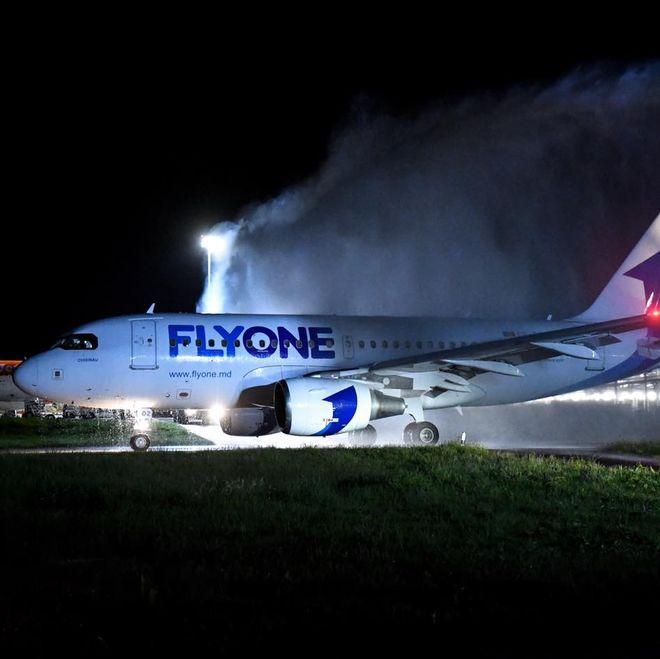 Молдавська FlyOne із жовтня запускає рейси: розклад і ціна квитків. Фото: Facebook авіакомпанії