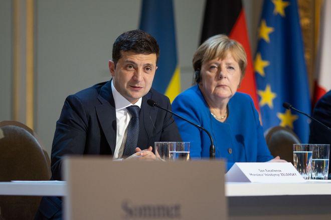Візит Ангели Меркель до України: що канцлерка Німеччини робитиме в країні. Фото: сайт президента