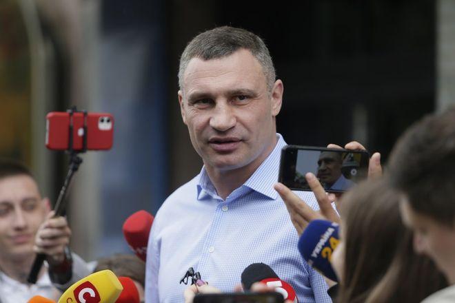 Офіс президента викликав Віталія Кличка на засідання РНБО. Фото: УНІАН