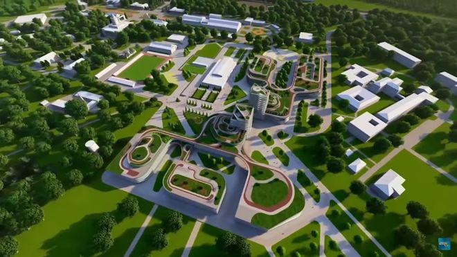 Президентский университет будет расположен в Киеве на территории ВДНХ