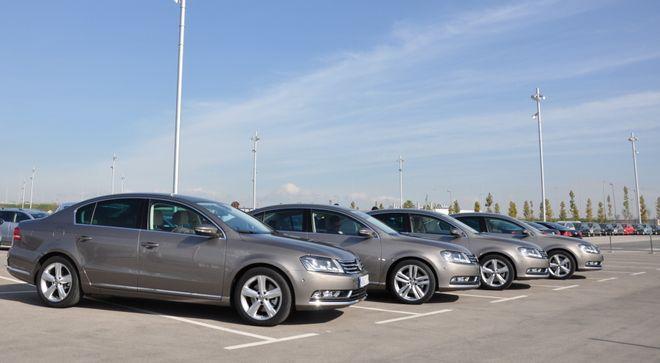 Самые популярные автомобили в истории Украины. Фото: Сергей Суховский
