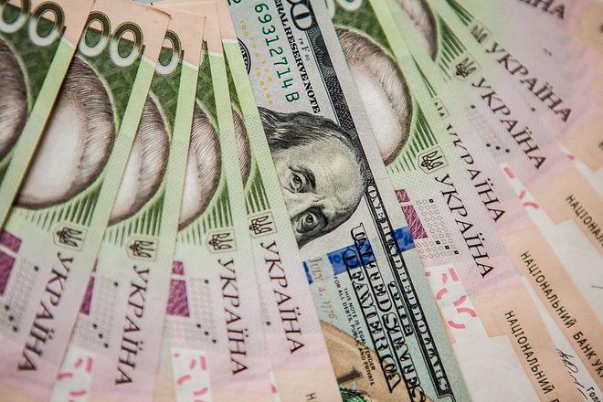 Економіка України, прогноз інфляції та курсу долара на 2021, 2022 і 2023 роки від Oxford Economics. Фото: Нацбанк