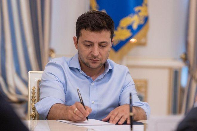 Президент ввів у дію рішення РНБО про заходи щодо нейтралізації загроз в енергетичній сфері. Фото: сайт президента
