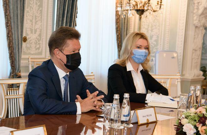 Новый контракт на поставку природного газа в Венгрию в обход Украины будет действовать с 1 октября. Фото: gazprom.ru