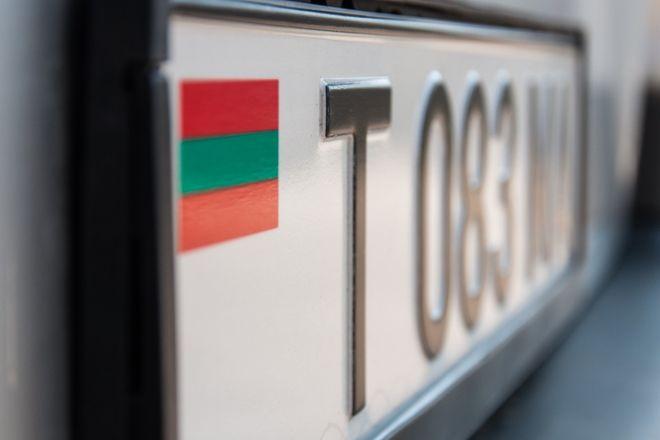 Автомобили с приднестровскими номерами будут пускать в Украину до конца года. Фото: novostipmr